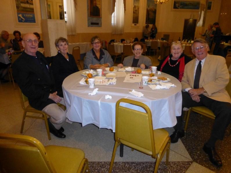 Nov 15 2015 Porchetta Lunch & Wine Tasting