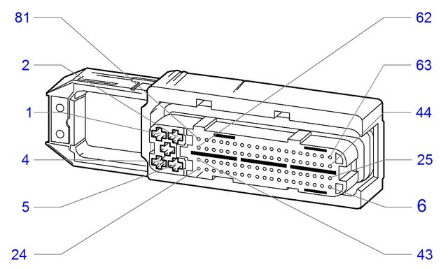 astra ecu wiring diagram