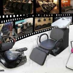 Barber Shop Chairs Ikea Pink Desk Chair Salon, Spa, & Equipment Furniture
