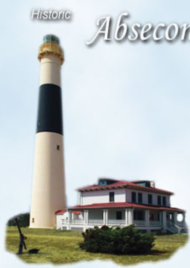 < Absecon Lighthouse >
