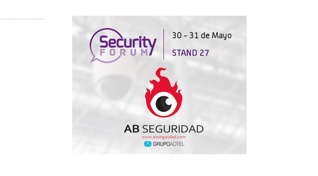 AB Seguridad presente en Security Forum