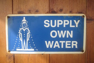 Supply own Water