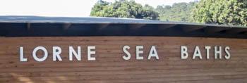 Lorne Sea Baths Great Ocean Road