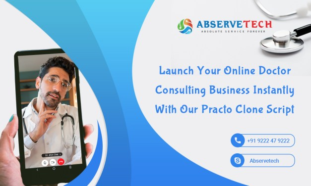 Launch Your Online Doctor Consulting Business Instantly With Our Practo Clone Script