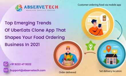 Top Emerging Trends Of UberEats Clone App That Shapes Your Food Ordering Business In 2021