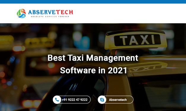 Best Taxi Management Software in 2021