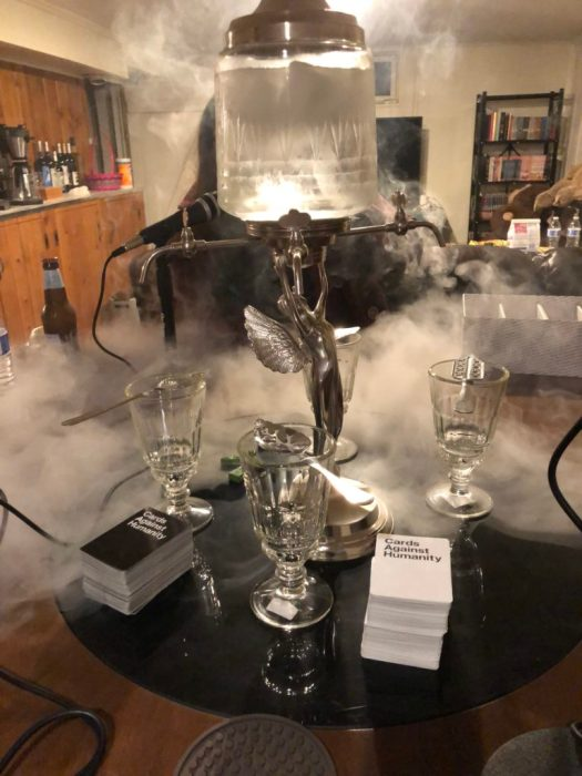 Absinthe Party