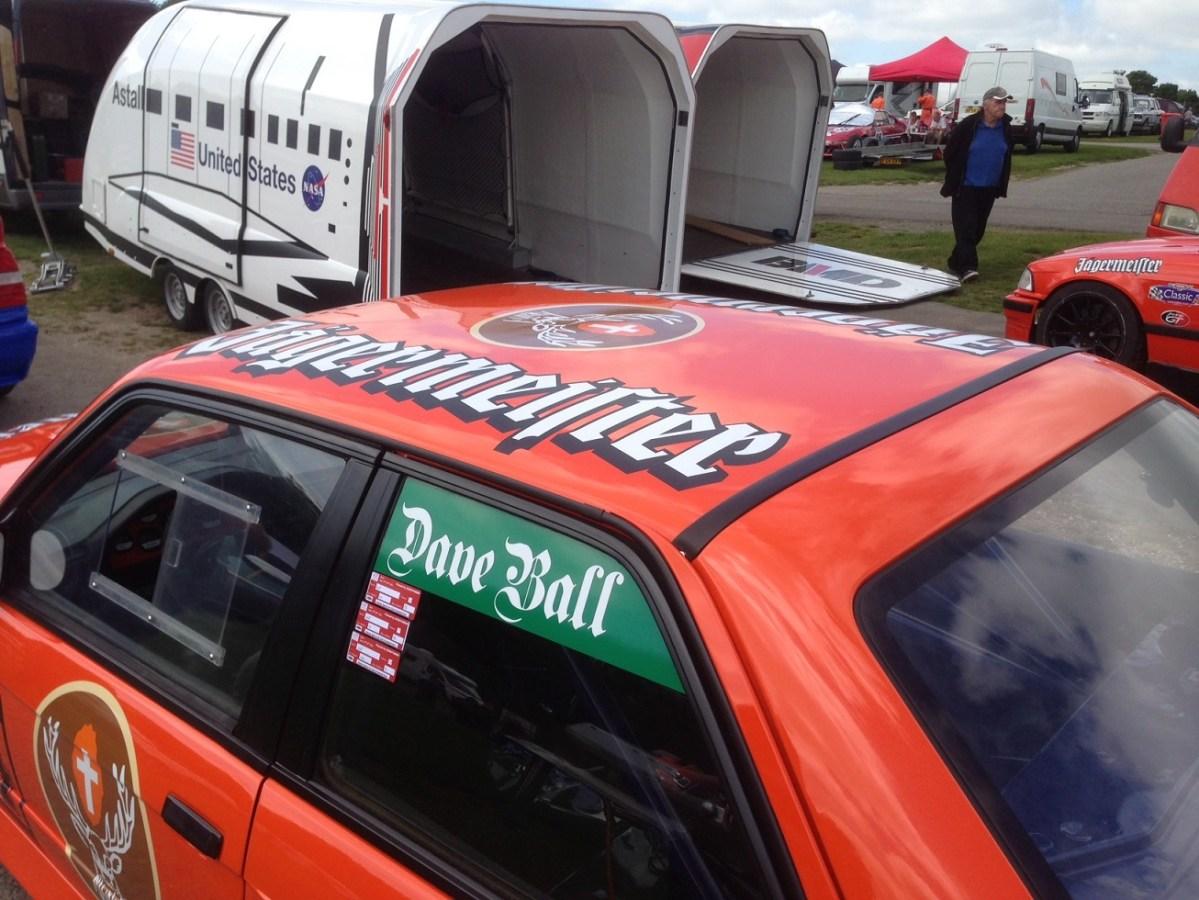 Bmw E30 Roof Skin Carbon Abs Motorsport