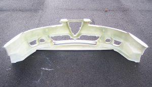 BTCC Alfa Front Bumper & Splitter Inside