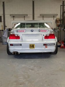 BTCC BMW E46 KIT Dave OBrien 2