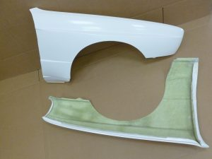 M3 E30 front wing Pair 3