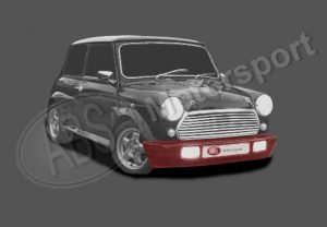 Montecarlo Kit Front Bumper