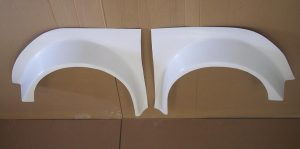 Race spec wheel arches 5