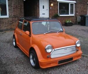 Turbo Kit Front Side Orange 2