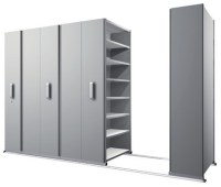 Compact Office Mobile Storage | Absoe