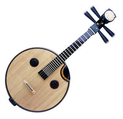 turismo China1 Instrumentos musicales de China (II)