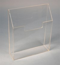 Absolute Acrylic, Inc. - Shop By Category - Brochure Holders