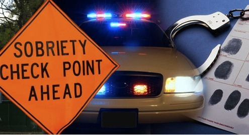 DWI Checkpoint - Sobriety Checkpoint