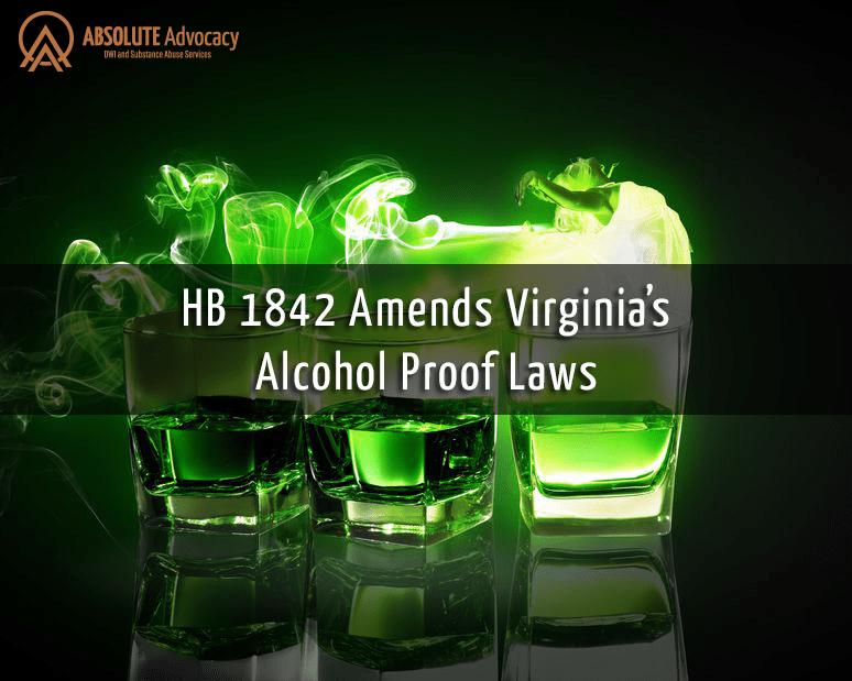 HB 1824 Legalizes 151-Proof Liquor Sales in Virginia