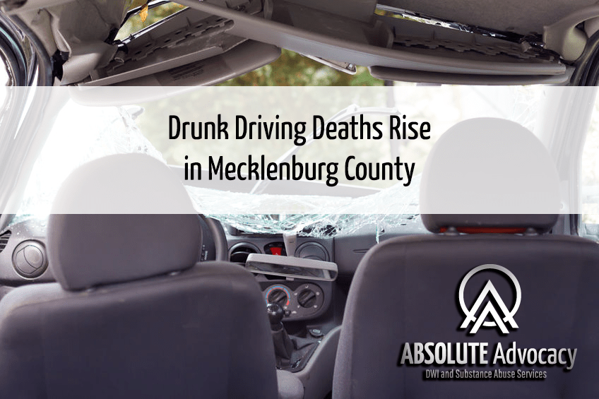 Drunk Driving Deaths Rise in Mecklenburg County