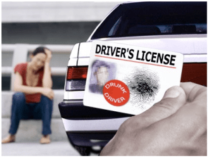 North Carolina Driver License Suspended