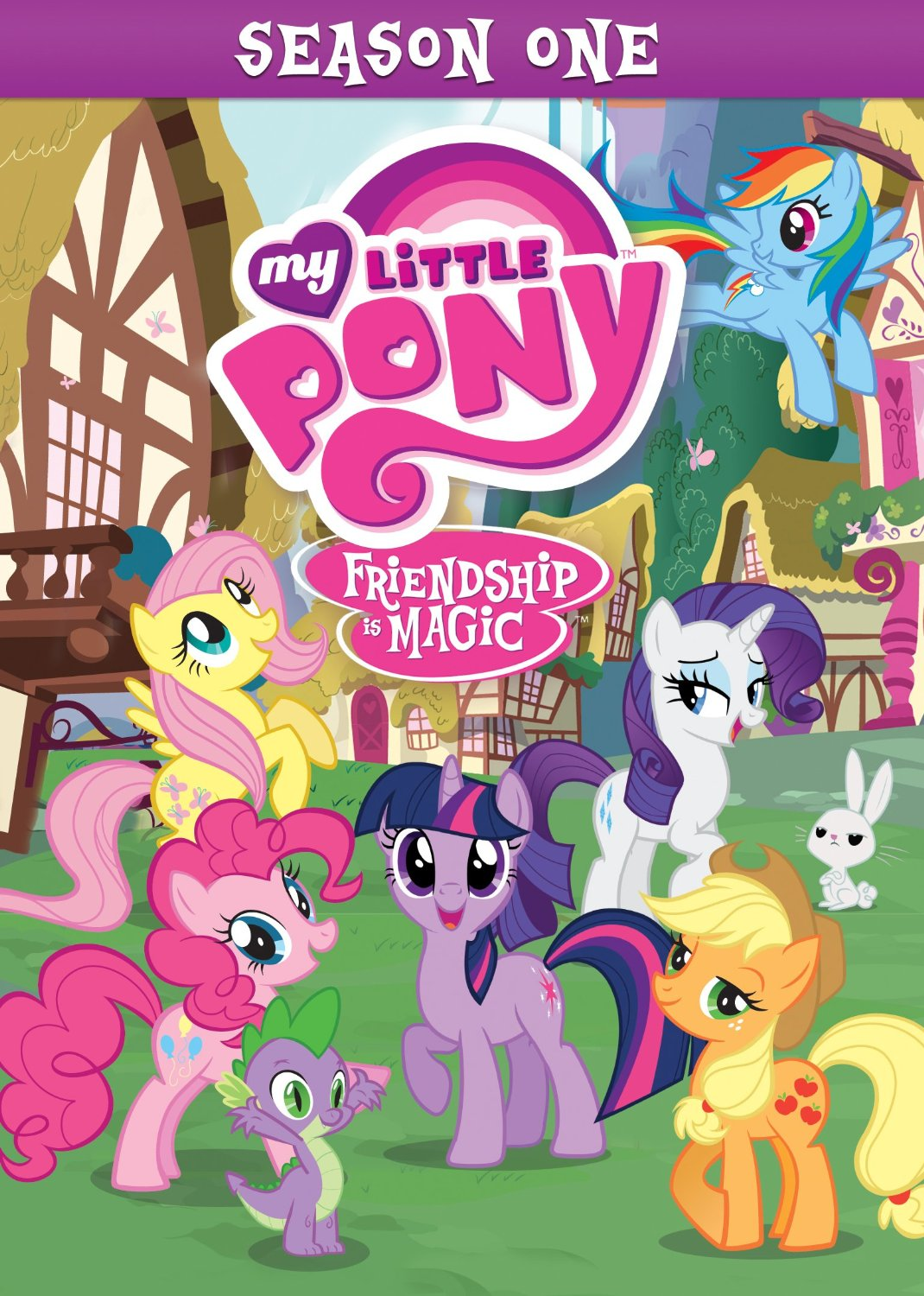 My Little Pony Friendship is Magic • Absolute Anime