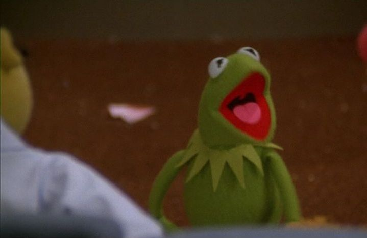 Four Muppet Movies Kermits 50th Anniversary Editions