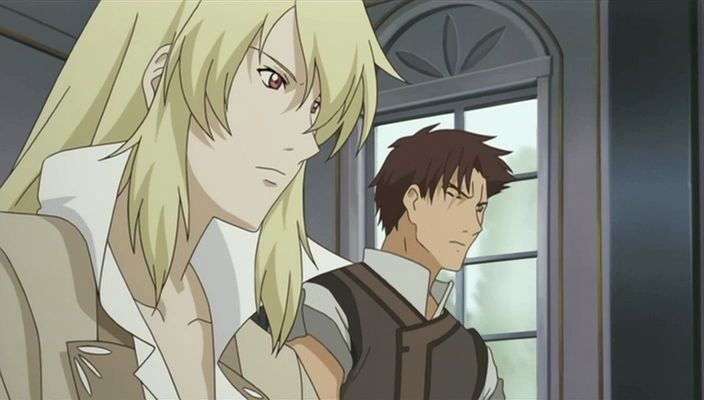 Image result for curio and francisco anime