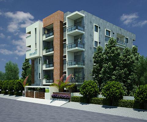 Reya Oaks Apartment