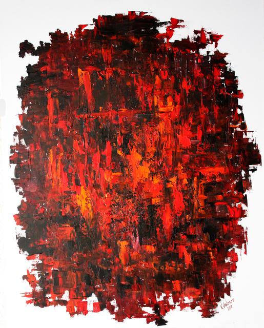 vladimir volosov red and