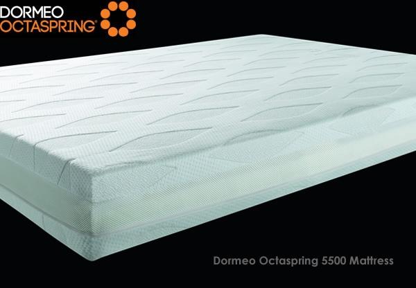 Dormeo Octaspring 5500 Kingsize Mattress Line