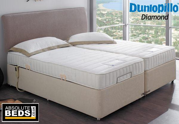 Dunlopillo Diamond Latex Mattress