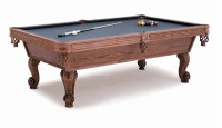 Olhausen Provincial Pool Table - Absolute Billiard Services
