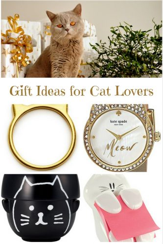 Purrfect Gift Ideas for Cat Lovers  Cat Gifts For Cat Lovers