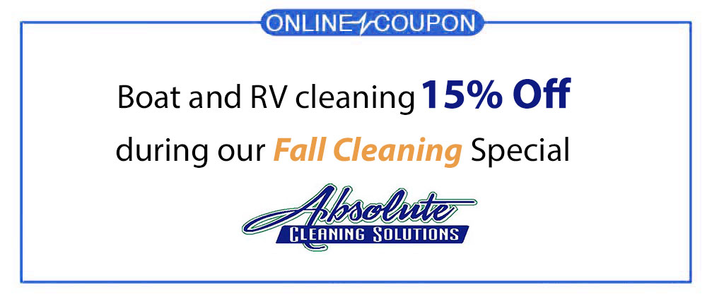 Absolute Cleaning Solutions Special