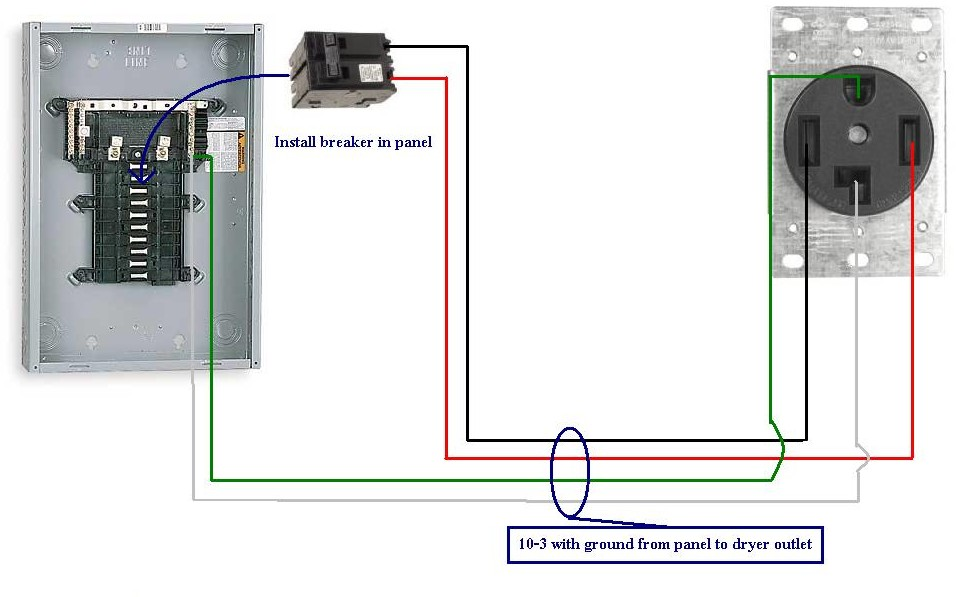 wiring three way switch diagram switched outlet dedicated circuits | absolute electric