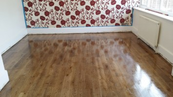 Floor Sanding and Refinishing in London