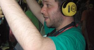 Ned Hartley, Silent Disco god