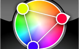 Color Wheel iPhone application from Code Line
