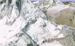 Google Earth for iPhone and iPod touch