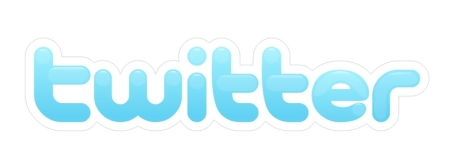 A Twitter logo yesterday