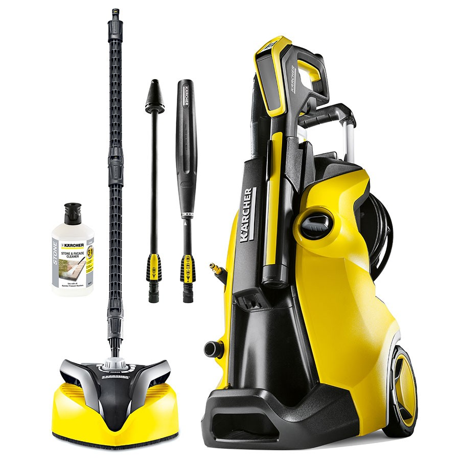 K rcher k5 full control home pressure washer review absolute gadget - Karcher k4 premium full control ...