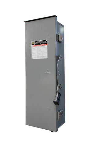 Winco Manual Transfer Switch  100 Amp, 3 Pole, 208240v, Outdoor