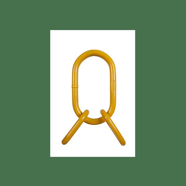 Grade 80 Chain Fittings Large Multi Oblong Link