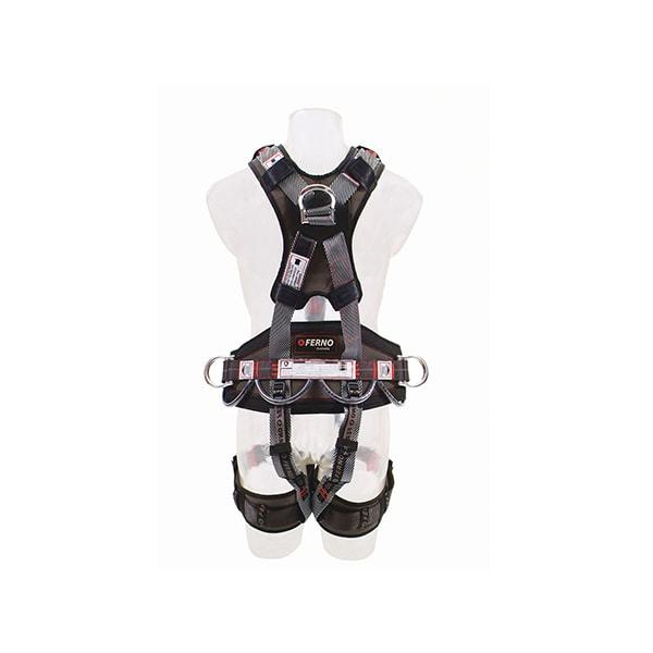 Ferno Centrepoint II Full Body Harness rear