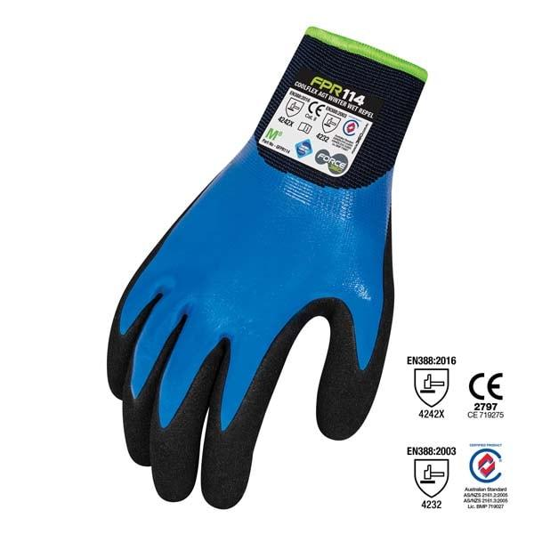 AGT Thermal Wet Repel Glove
