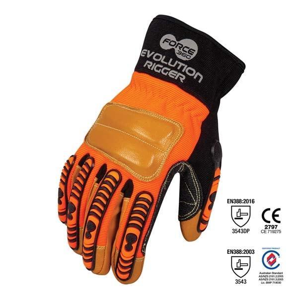 Evolution Rigger Cut 5 Glove