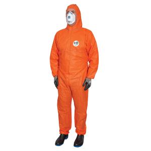 Defender Coverall - Orange