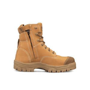 150MM WHEAT ZIP SIDED BOOT Personal Protective Equipment
