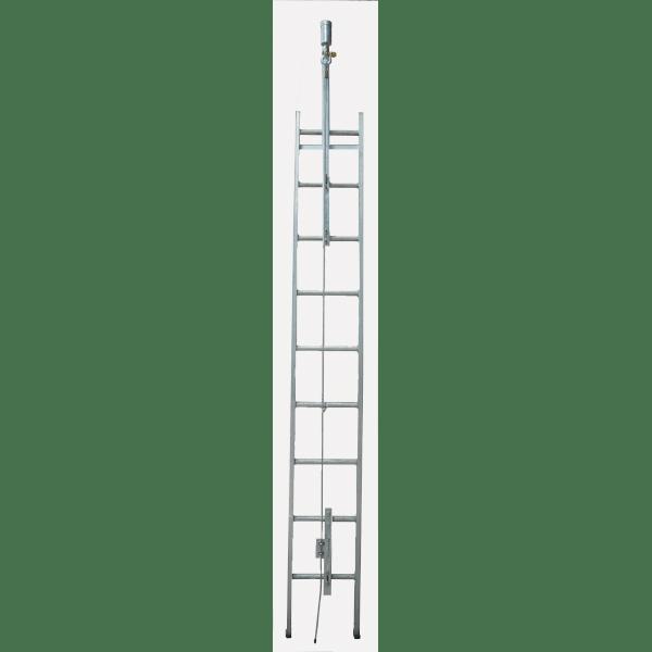 Climb Safe Ladder System